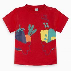 Prévente - Healthy Life - T-shirt rouge