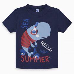 Prévente - Sea Riders - T-shirt marine