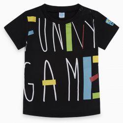 Prévente - Funny Games - T-shirt noir