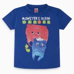 Prévente - Eco Club - T-shirt bleu