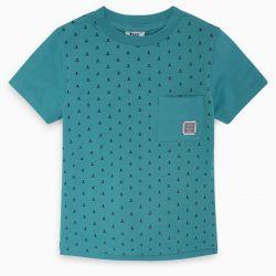 Prévente - Lost Island - T-shirt vert