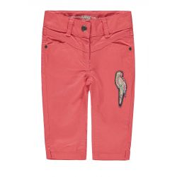 Prévente - Crazy Birds - Pantalon capri dubarry