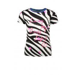 Prévente - StarStruck - T-shirt imprimé zèbre