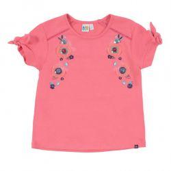 Prévente - Douceur Tropicale - T-shirt corail