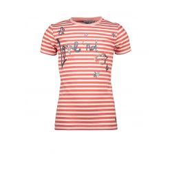 Prévente - Nice - T-shirt rayé rouge