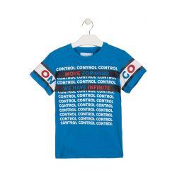 Prévente - GoOn - T-shirt bleu royal