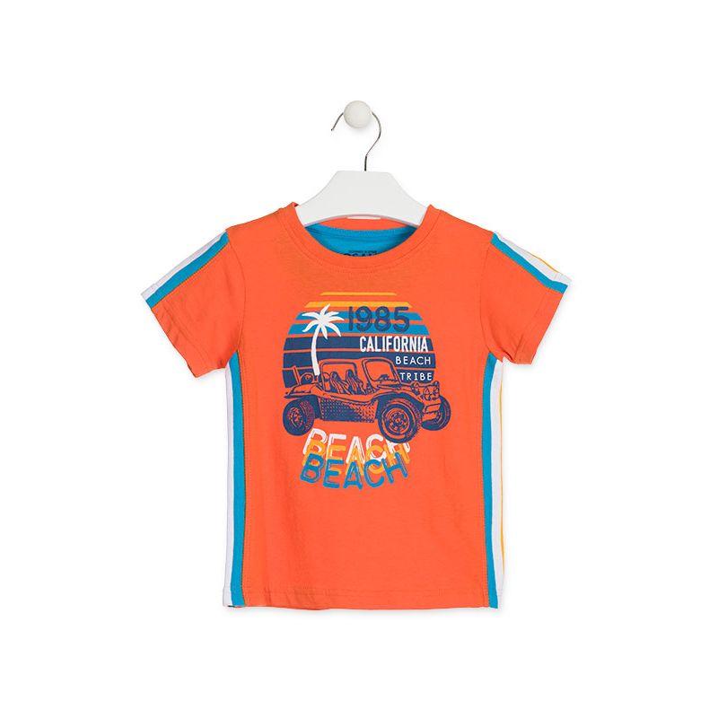Prévente - Holidays - T-shirt orange