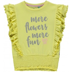 Quapi - T-shirt jaune