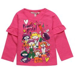 Prévente - Magic Light - T-shirt magenta