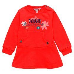 Prévente - Free style - Robe en molleton rubis