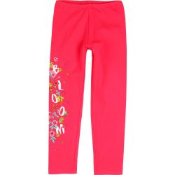 Prévente - All Flowers - Legging groseille imprimé