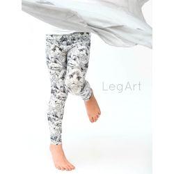 Legging Comfy Critters