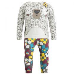 Prévente - Artic Bears - Ens. Tunique et legging