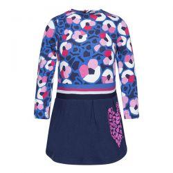 Prévente - Dream Pink - Robe en molleton et jersey