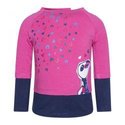 Prévente - Dream Pink - T-shirt à effet superposition