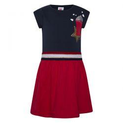 Prévente - Girls Team - Robe avec jupe rouge