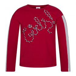 Prévente - Girls Team - T-shirt rouge