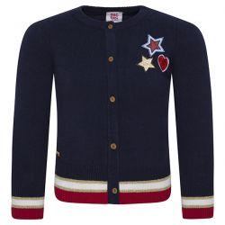 Prévente - Girls Team - Veste en tricot