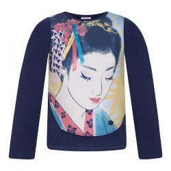 Prévente - Hanami -  T-shirt Geisha