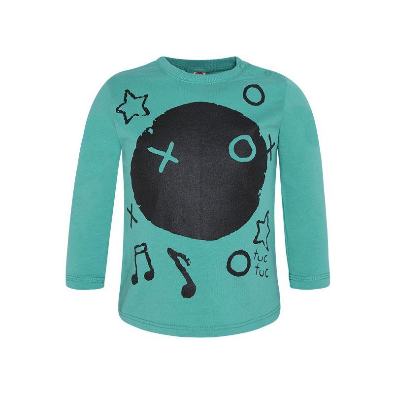 Prévente - Chalk Painting - T-shirt vert