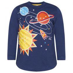 Prévente - The Universe - T-shirt marine