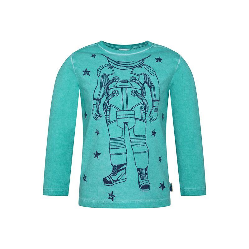 Prévente - Space - T-shirt vert