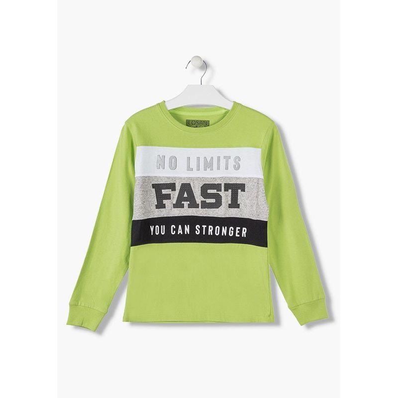 Prévente - Fast - T-shirt vert