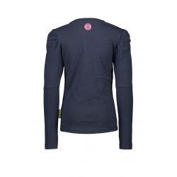 Prévente - Zebra Dot - T-shirt  ink blue
