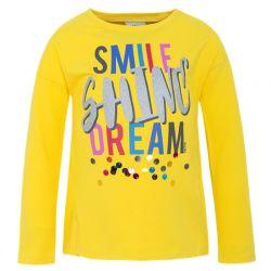 prévente - Rainbows - T-shirt jaune