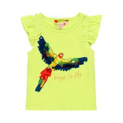 Prévente - Botanical Dreams - T-shirt sans manches lime