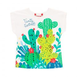 Prévente - Botanical Dreams - T-shirt blanc