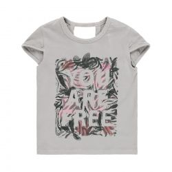 Prévente - Savage Spirit - T-shirt gris
