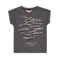 Prévente - Savage Spirit - T-shirt gris storm