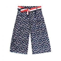 Prévente - By The Sea - Pantalon ample imprimé fleurs