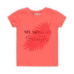 Prévente - Tropical Safari - T-shirt framboise