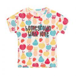 Prévente - Organic Fruit - T-shirt imprimé fruits