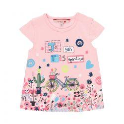 Prévente - Revival - T-shirt hortensia