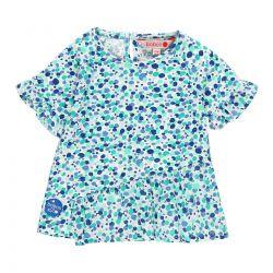 Prévente - Blue and Green - T-shirt imprimé