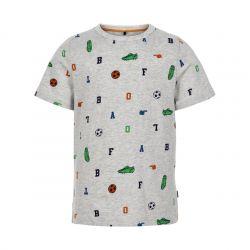 Prévente - Metoo - T-shirt gris chiné