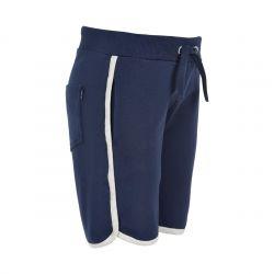 Prévente - Metoo - Short en coton français dress blue