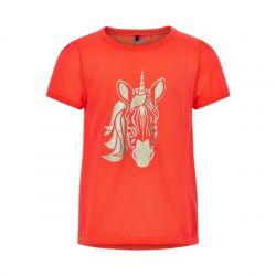 Prévente - Metoo - T-shirt corail