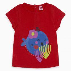Prévente - Eco Club - T-shirt rouge