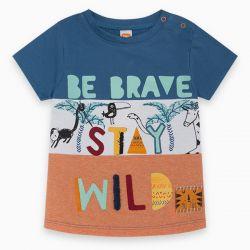 Prévente - Wild Side - T-shirt blocs