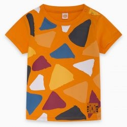 Prévente - Wild Side - T-shirt orange
