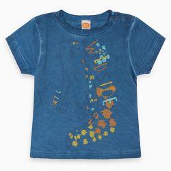 Prévente - Wild Side - T-shirt sarcelle