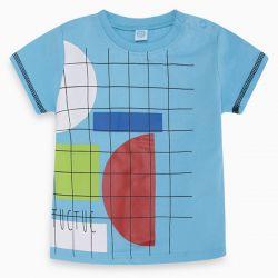 Prévente - Funny Games - T-shirt turquoise
