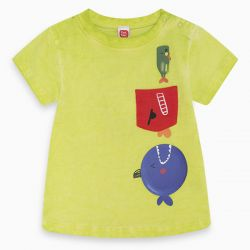 Prévente - Eco Club - T-shirt lime