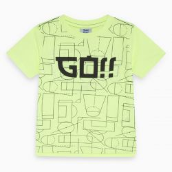 Prévente - Japan Training - T-shirt jaune