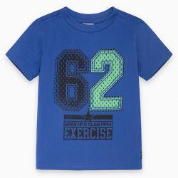 Prévente - Japan Training - T-shirt bleu