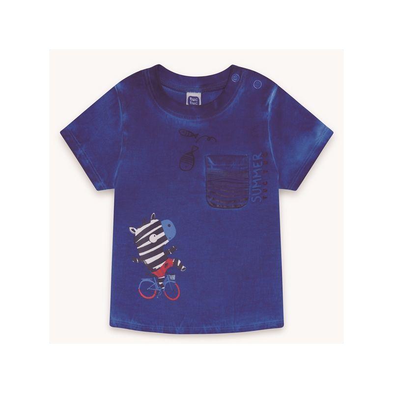 Prévente - Sea Riders - T-shirt bleu